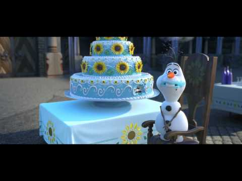 Trailer do filme Frozen: febre congelante