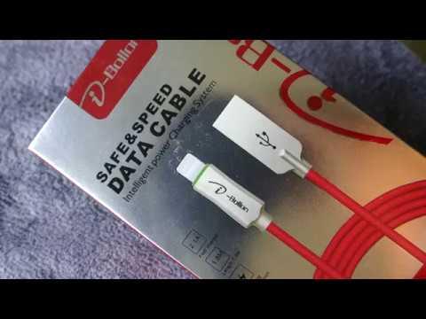 i-Bollon DATA CABLE in 4k UHD