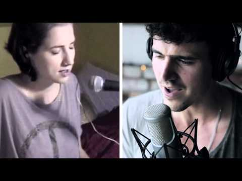 """""""Poison and Wine"""" Civil Wars cover by Alex Cornell and Juliana Daily"""