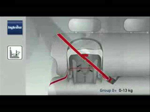 Huggy Car Seat Inglesina Bimbomarket Youtube