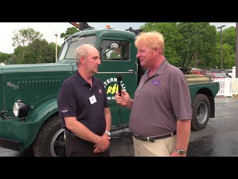 How EIEC Has Grown Over the Years & 1950 REO Speedwagon Digger Truck
