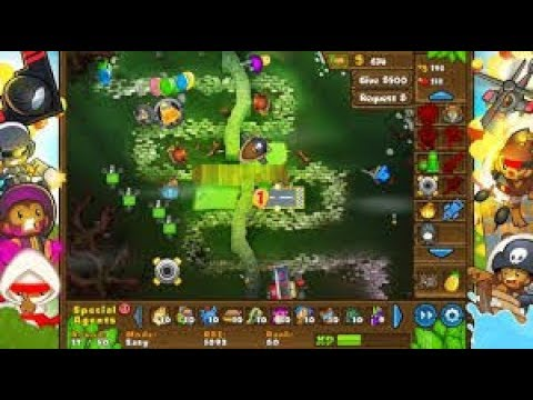 How To Download Bloons TD 5 For Free In Android By Gaming In Android Hack