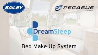 Bailey Pegasus DreamSleep Bed Make Up System