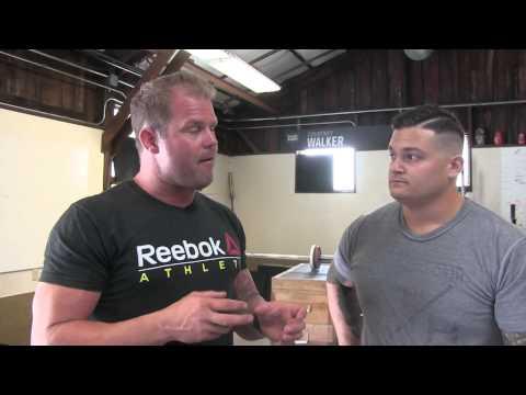 Highland Games World Champion, Matt Vincent Talks Training | MWOD Community Video
