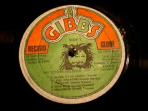 George Nooks - The Creator (Joe Gibbs LP)
