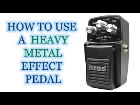 Bunnel Heavy Metal