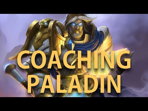 Hearthstone: Coaching Aggro Midrange Paladin Part #3 - Silence Priest and 5 typical mistakes