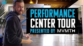 The Official CLG Performance Center Tour by MVMT