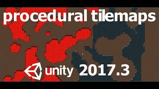 Tile Map auto generation in Unity - TUTORIAL