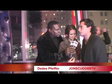 Dedee Pfeiffer Speaks with JONSCUDDERTV.m4v