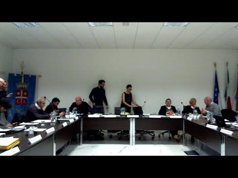 Consiglio Comunale del 27 Gennaio 2020 ore 20.00<b...