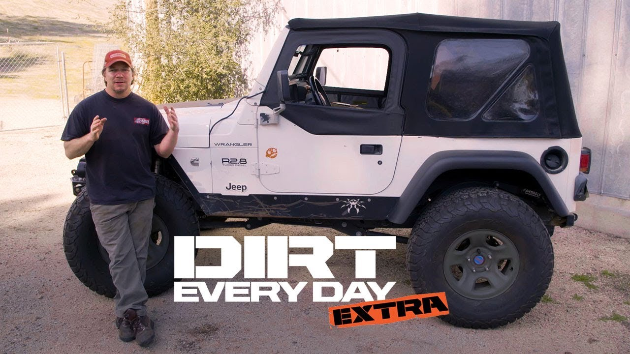 Viewer Question: Picking Your First Jeep Project - Dirt Every Day Extra