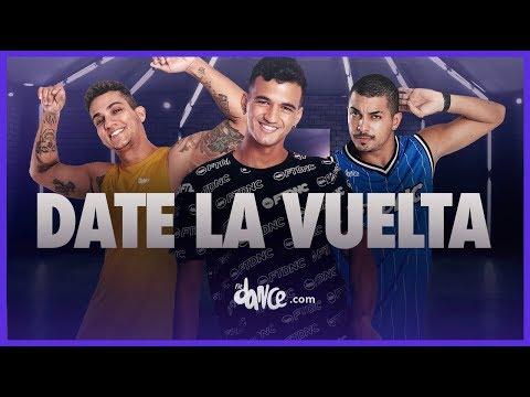 Date La Vuelta - Luis Fonsi, Sebastián Yatra, Nicky Jam | FitDance Life (Coreografía Oficial)