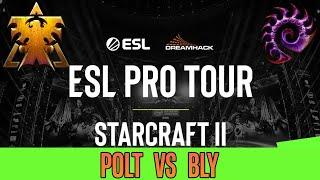 Bly vs Polt [ZvT] EPT ESL Pro Tournament Open Cup - Starcraft 2