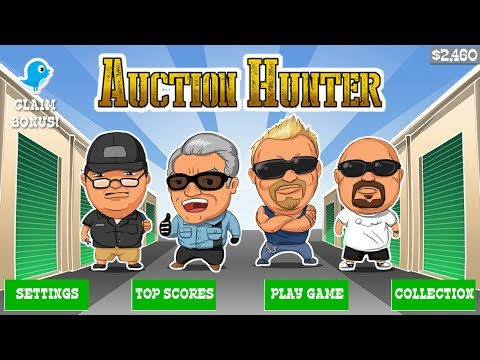 Auction Hunter : Storage Collector Wars iPhone and iPad for Storage WARS Fans