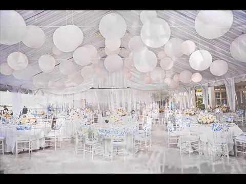 Diy white out wedding theme its a nice white wedding youtube diy white out wedding theme its a nice white wedding junglespirit Images