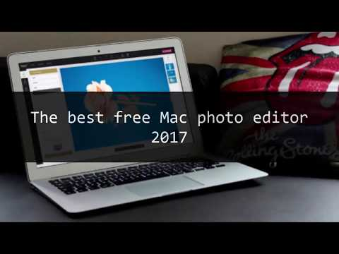 The Free Mac Photo Editor