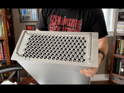 Apple Mac Pro Rack - Unboxing And Observations From A Music Professional