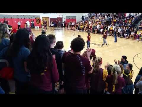Chicopee High school pride day(2)