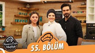 Nermin'in Enfes Mutfağı 55. Bölüm (2 Haziran 2021) - Halil İbrahim Ceyhan ve Sıla Türkoğlu