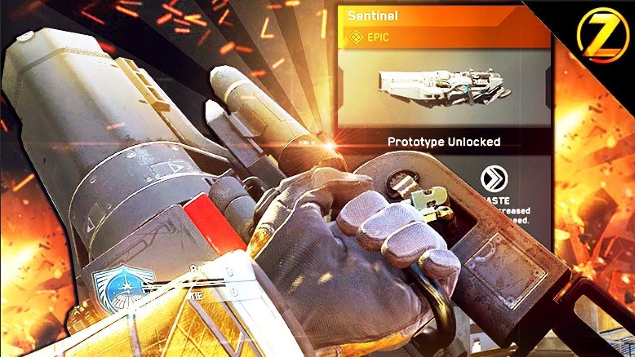 how to use bioknife in infinite warfare