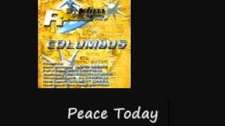 Peter Hunningale Peace Today Colombus Riddim