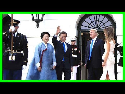 AMAZING: President Donald Trump Joint Press Conference with President Moon Jae-in of South Korea