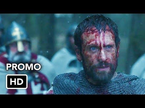 "Knightfall 1x02 Promo ""Find Us The Grail"" (HD) This Season On"
