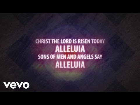 NCC Worship - Christ the Lord Is Risen Today (He Is Not Dead) [Lyric Video]