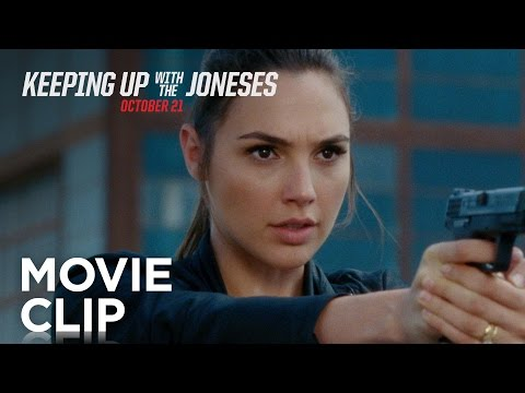"Keeping Up With the Joneses | ""Your Wife"" Clip [HD] 