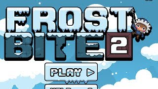 FROST BITE 2 Level 1-5 Walkthrough