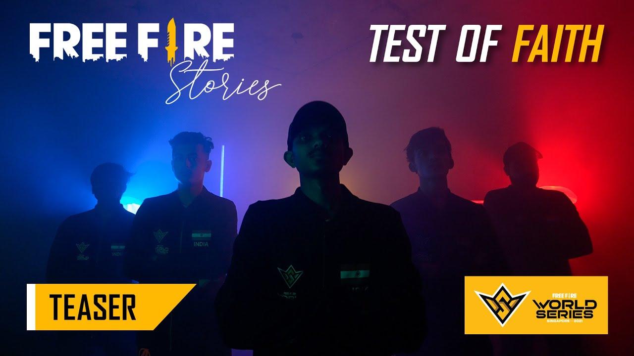 Test Of Faith ft. Galaxy Racer, @vasiyoCRJ 7    Free Fire Stories   FFWS 2021 Special