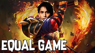 EQUAL GAME ◄ SingSing Moments Dota 2 Stream