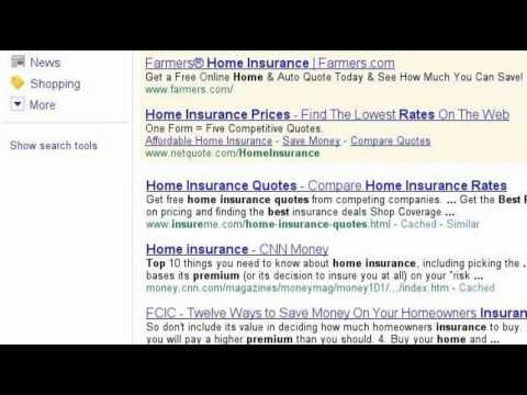 home insurance rates how much is homeowners insurance per month youtube. Black Bedroom Furniture Sets. Home Design Ideas