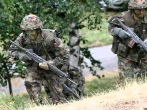 Swiss Armed Forces 2012