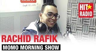 Rachid Rafik kayhder lina 3la spectacle jdid dialou