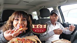 MOD PIZZA DISCUSSING NICKI & CARDI