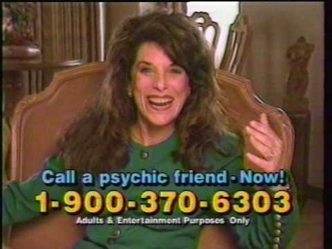 Psychic Friends Network infomercial ad from 1992