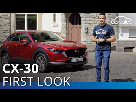 2020 Mazda CX-30 Review - First Drive | carsales