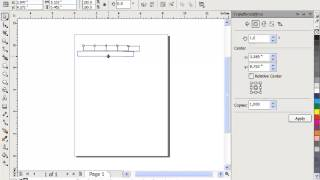 How to make a brick wall in CorelDraw(Tutorial)(, 2014-01-20T00:31:50.000Z)