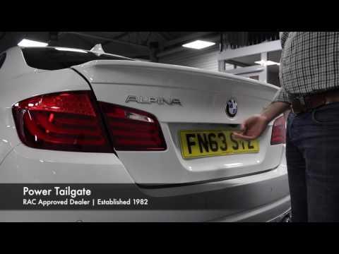 James Glen Car Sales - Alpina D5 BiTurbo - For Sale