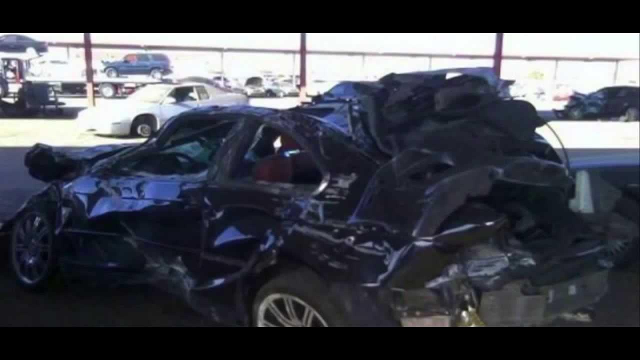 Accidente Fatal De Bmw Deportivo Youtube