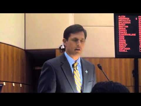Sen Martin Heinrich Speaks To A Joint Session of the NM Legislature