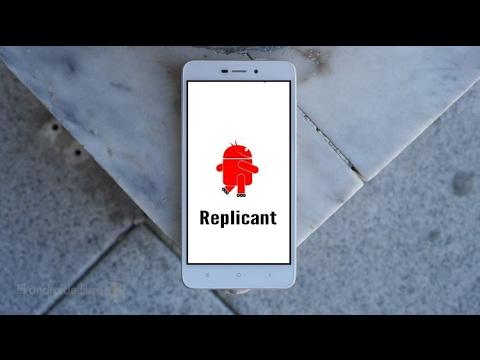 El Androide Libre no existe, pero la ROM Replicant lo intenta