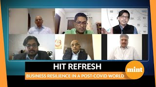 Hit Refresh: Thought-leadership on maintaining business resilience post the pandemic