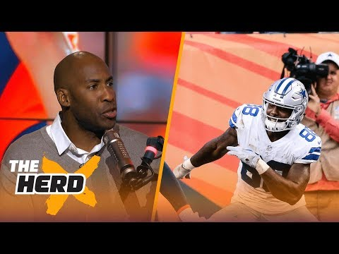 Is Dez Bryant still an elite receiver? Bucky Brooks doesn't think so | THE HERD