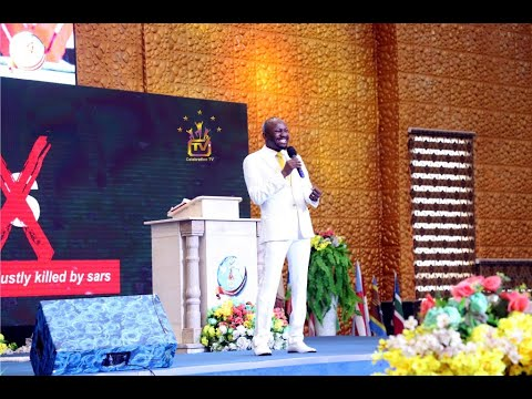 #ENDSARS: Listen To The Voice Of The People - Apostle Suleman Tells FG