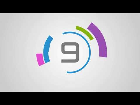 Смена логотипа Привет Всё на круг с фиолетовым цветом как у тв3 21.10.2019