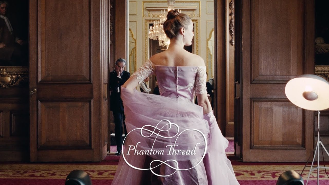 PHANTOM THREAD - Official Trailer [HD] - In Select Theaters Christmas image