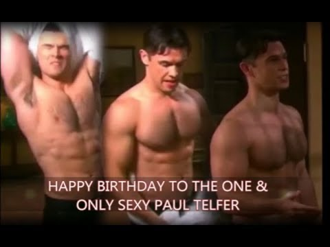 Paul Telfer  I'm To Sexy Happy B